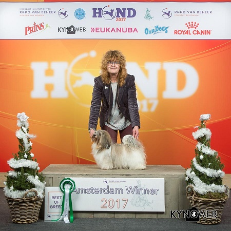 BEST OF BREED 1Winner 17 Troella
